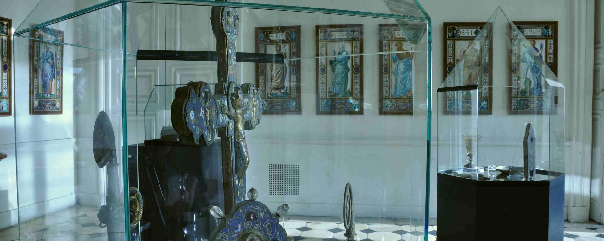 Les Emaux de Limosins au musée des Beaux-Arts de Chartres