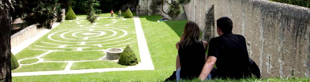 Parks und Gartenanlagen
