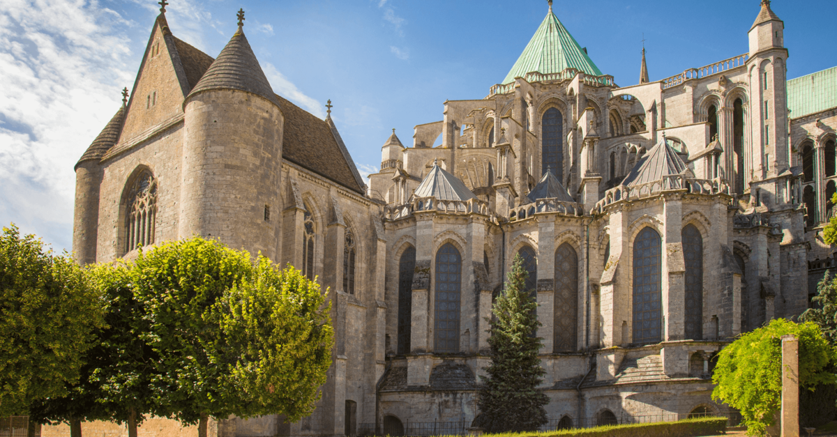 Resultado de imagen para chartres cathedral