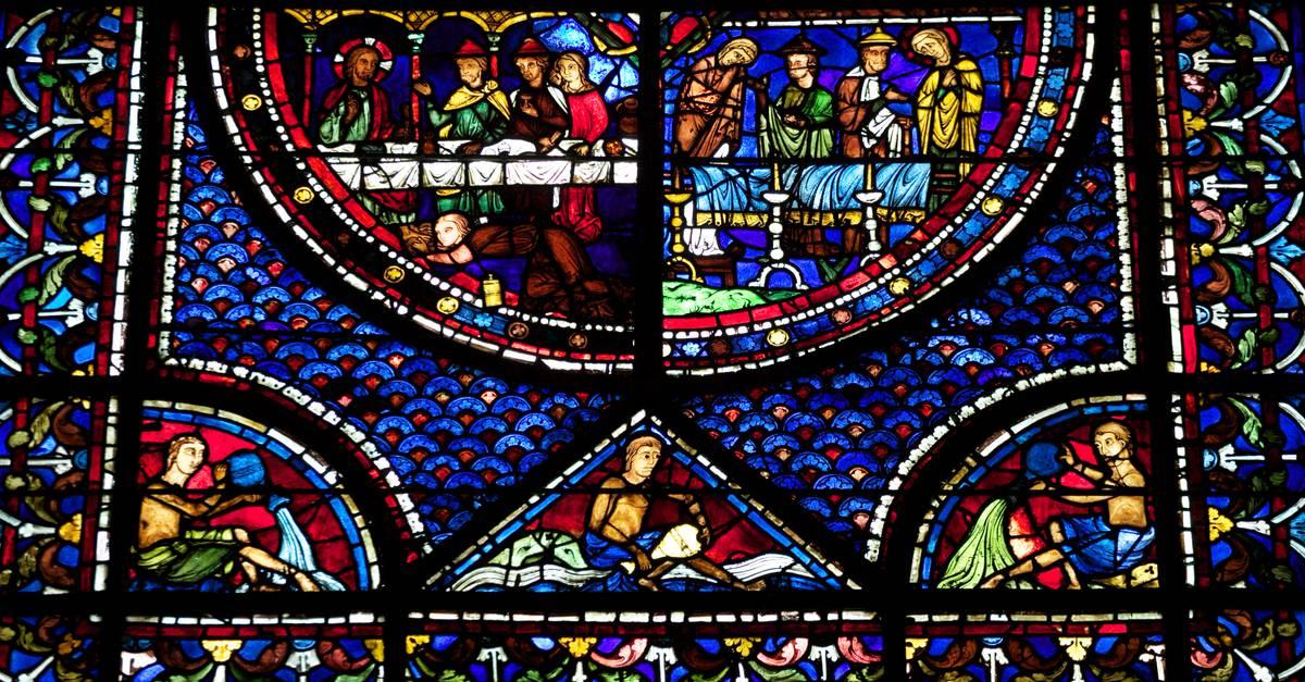 Les vitraux des donateurs c 39 chartres tourisme - Office de tourisme de chartres ...
