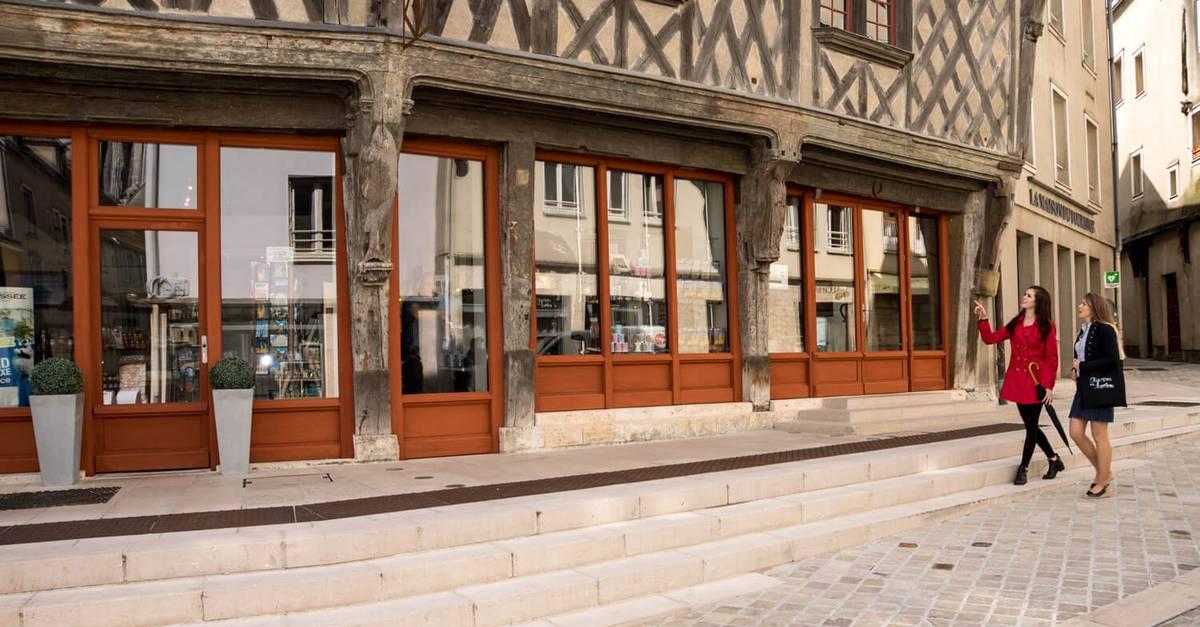 The tourist office c 39 chartres tourisme - Office de tourisme de chartres ...