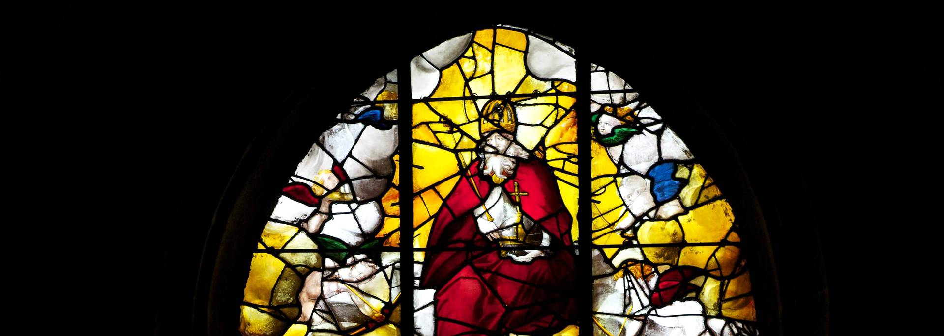Vitraux de l'Eglise Saint-Aignan à Chartres