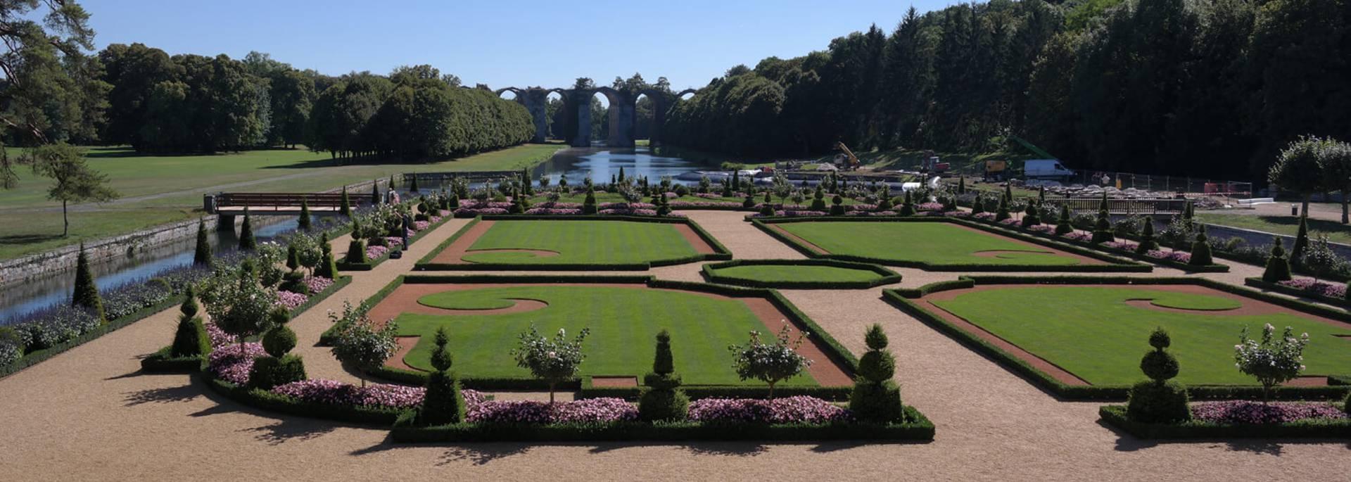 Parc du château de Maintenon