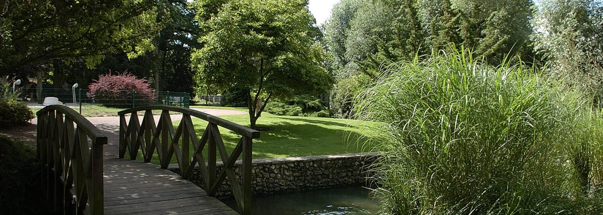 © Espaces Verts de la Ville de Chartres