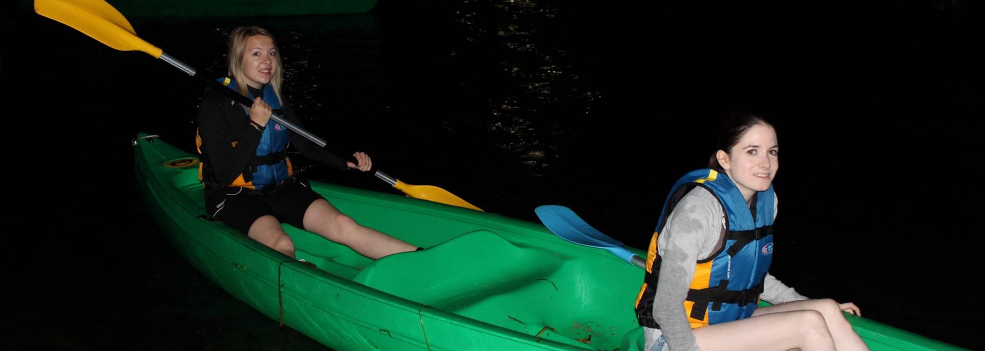 Circuit canoë-kayak Chartres en lumières