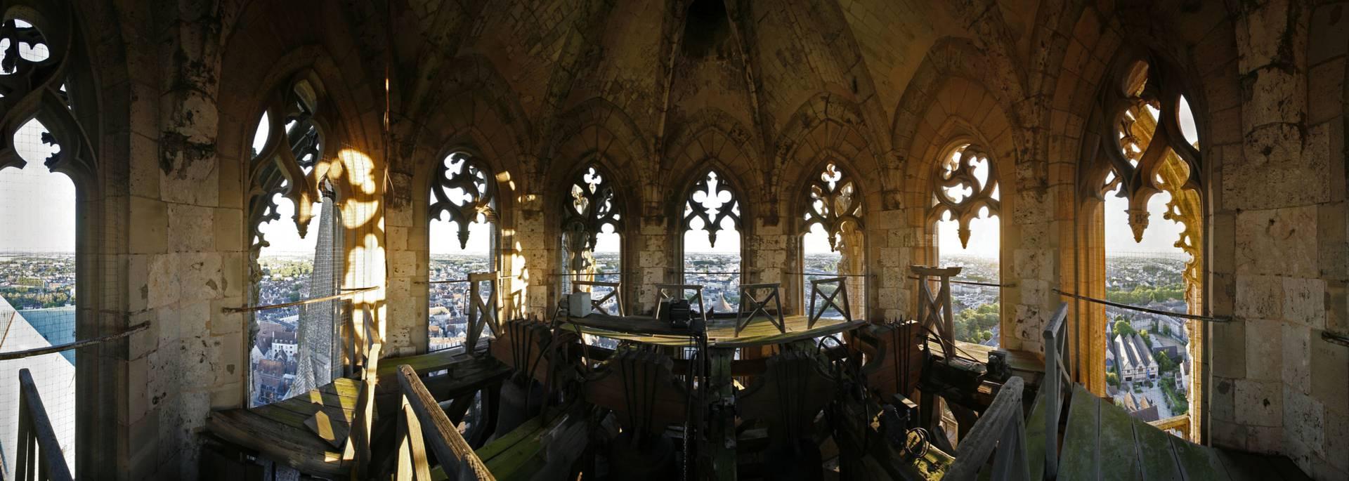 cloches de la cathédrale