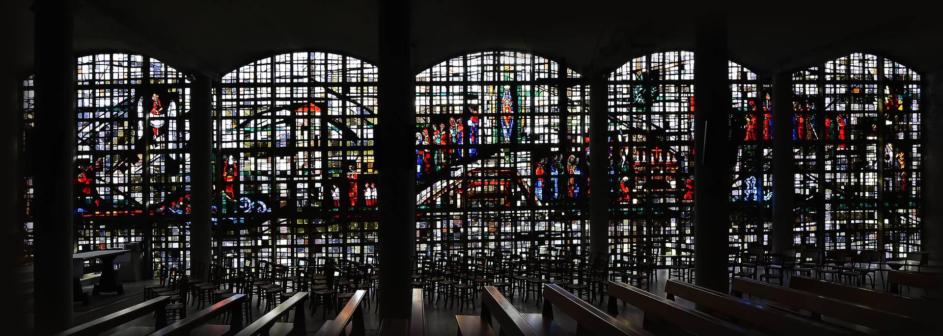 Église Saint-Lazare à Lèves