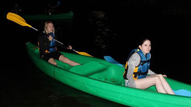 Balade en canoë-kayak pour découvrir Chartres en lumières