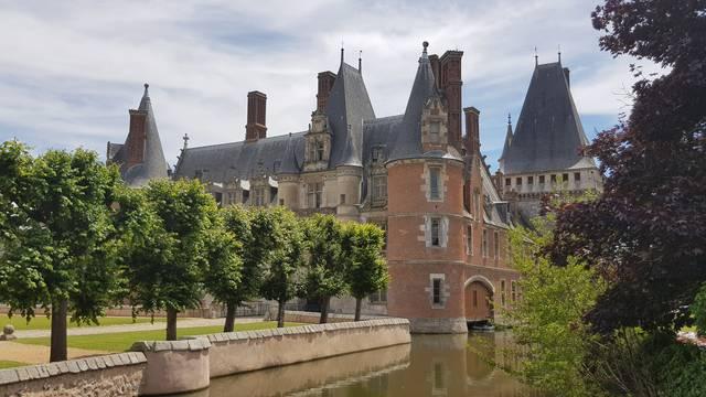 Besuchen Sie das Schloss Maintenon