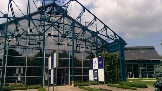 Façade du COMPA - Conservatoire de l'Agriculture