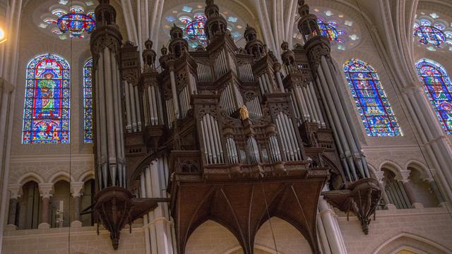 Orgue de la cathédrale de Chartres