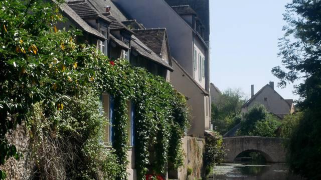 Basse ville de Chartres