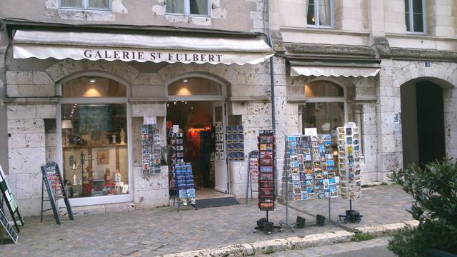 La Galerie Saint-Fulbert