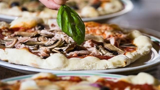 Pizza à la Passacaille