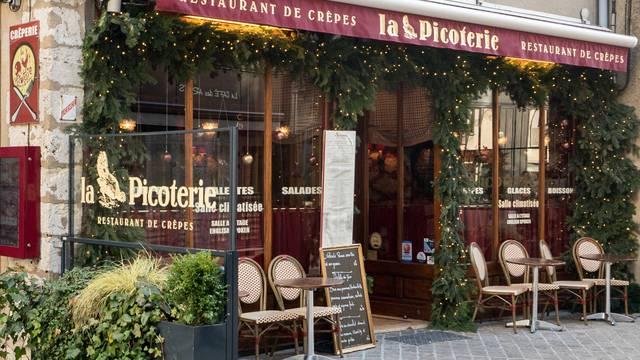 Devanture de la Picoterie à Chartres