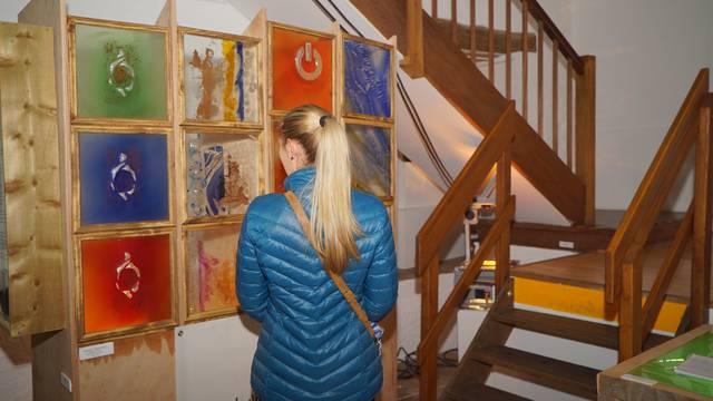 Exposition des oeuvres du collectif d'Artway Chartres