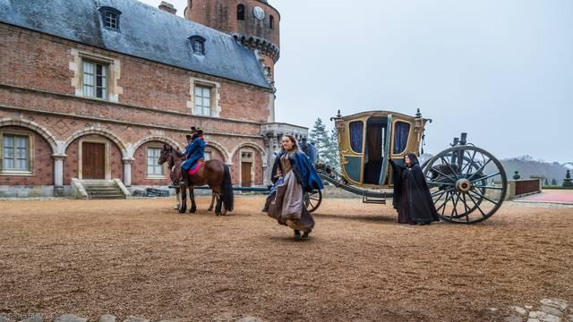 Le fabuleux Noël du Château de Maintenon - Copyright David Cholley