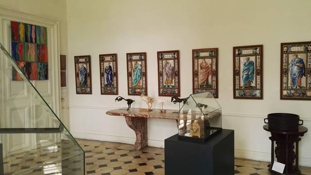 Les émaux de Limosin du Musée des Beaux-Arts de Chartres