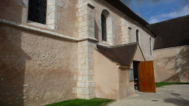 Eglise Saint-Pantaléon de Lucé