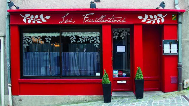 Restaurant les Feuillantines