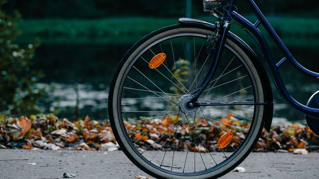 Roue de vélo avant