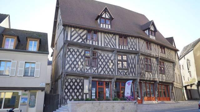 Maison du Saumon, Office de Tourisme de Chartres Métropole