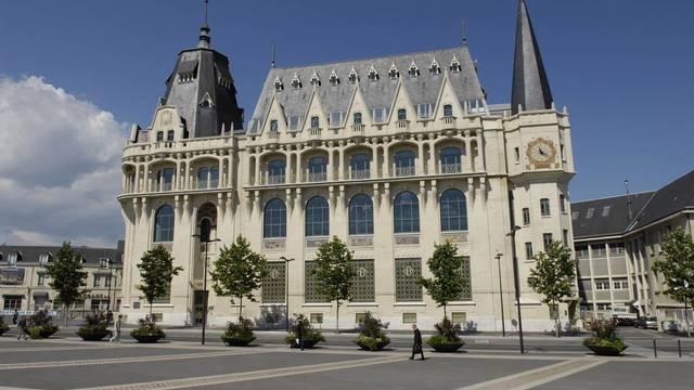 Médiathèque l'Apostrophe à Chartres