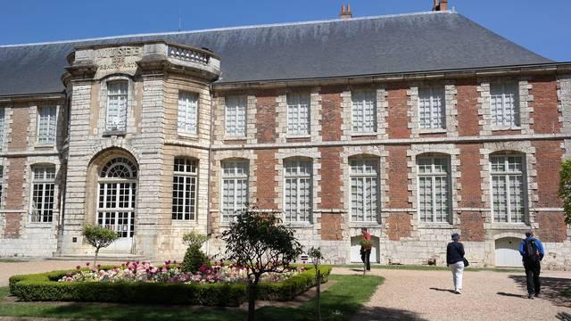 Musée des Beaux-Arts de façade