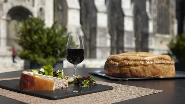 La pâté de Chartres