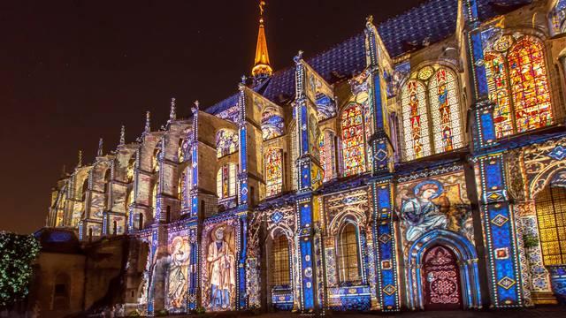 Promenades Chartres en lumières en gyropode