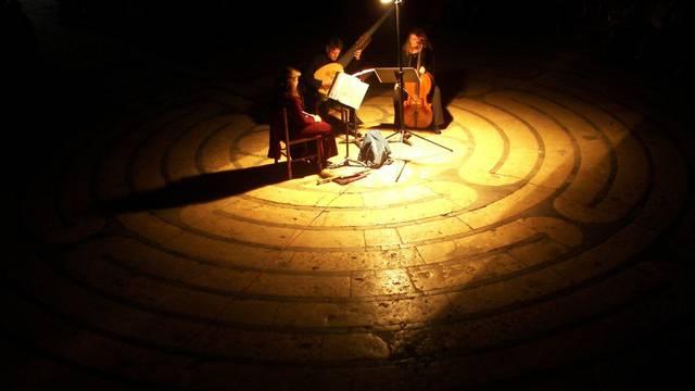 Soirées Autrement dans la cathédrale de Chartres