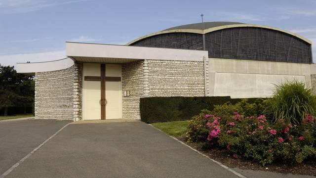 Église Saint Jean-Baptiste de Rechèvres