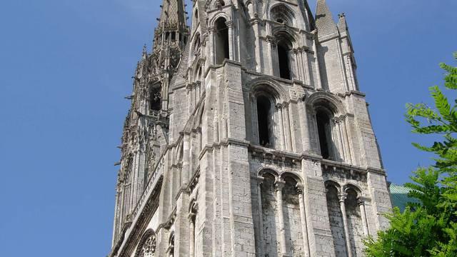 Tour Sud de la cathédrale de Chartres