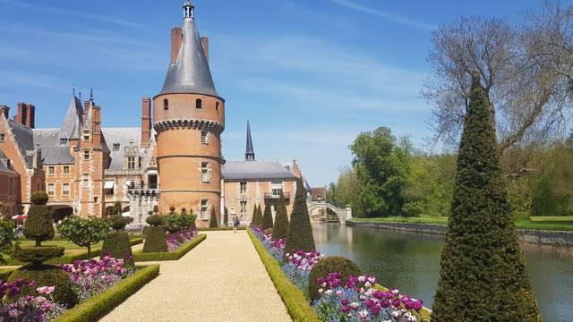 Visiter le château de Maintenon