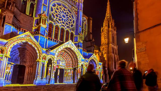 Chartres en lumières à Chartres