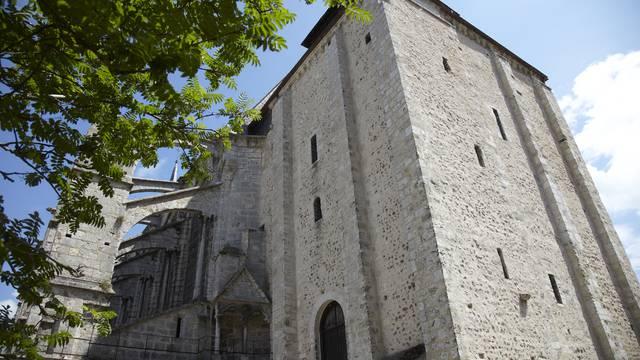 Eglise Saint-Aignan à Chartres