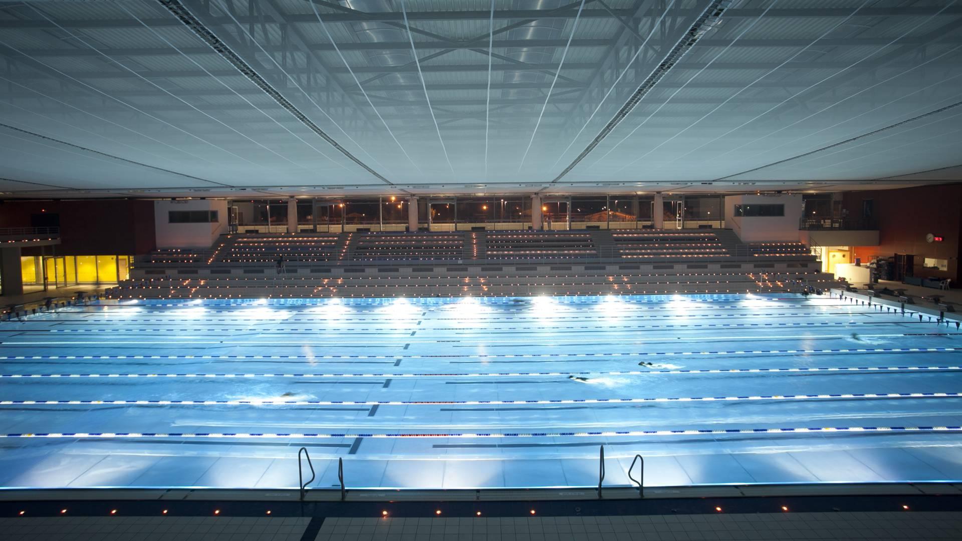 Bassin olympique du complexe aquatique l'Odyssée