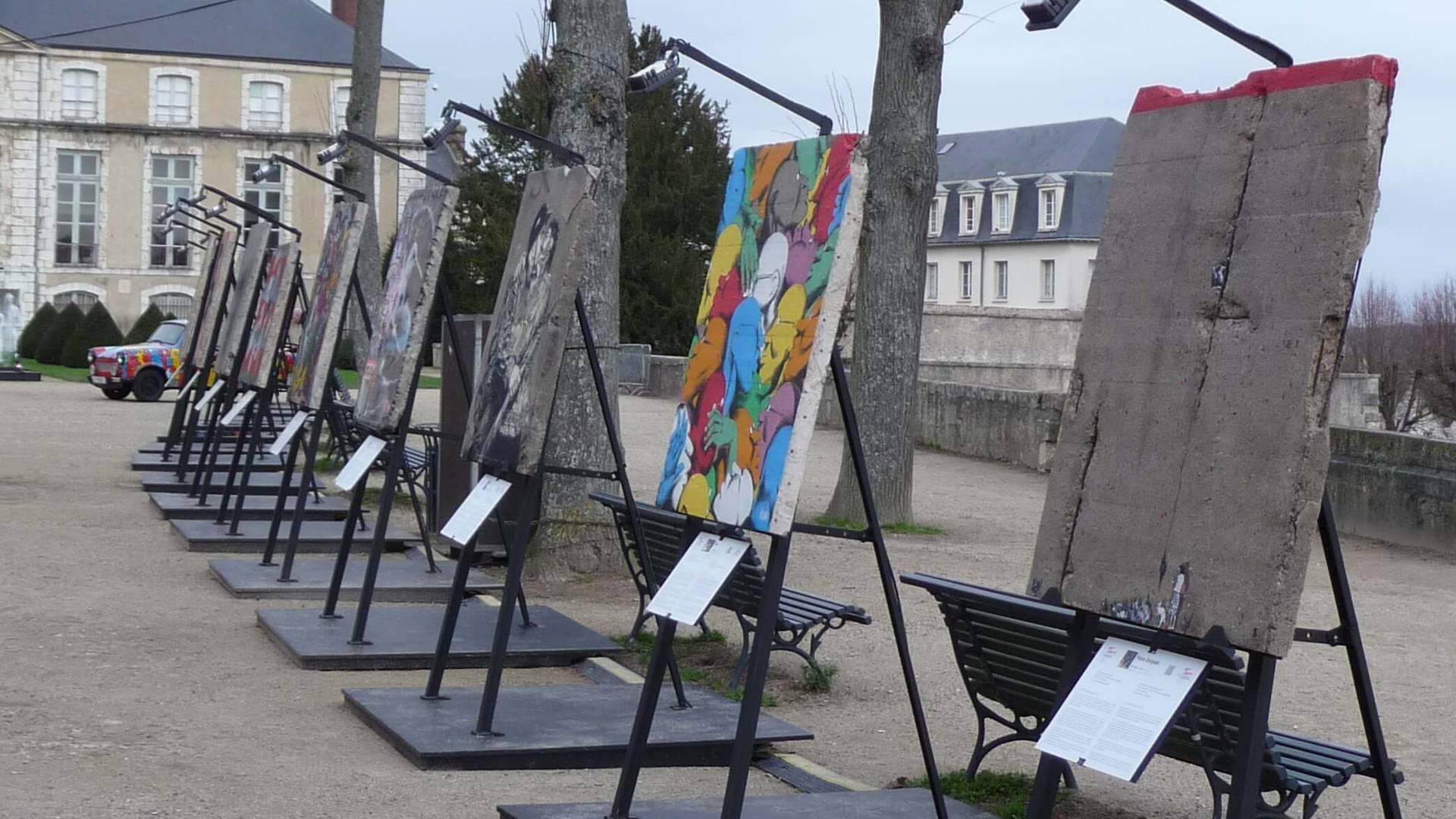 Exposition Art Liberté à Chartres