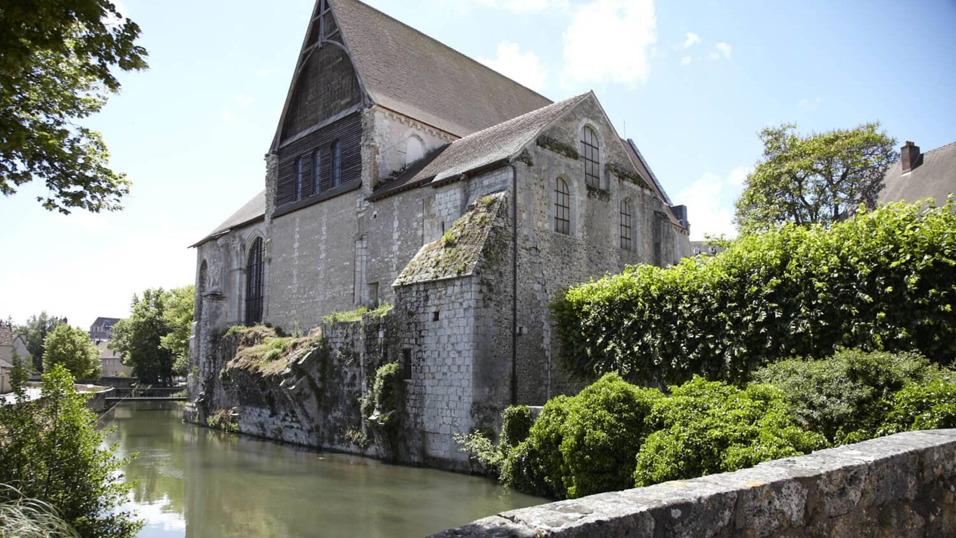Collégiale Saint-André à Chartres