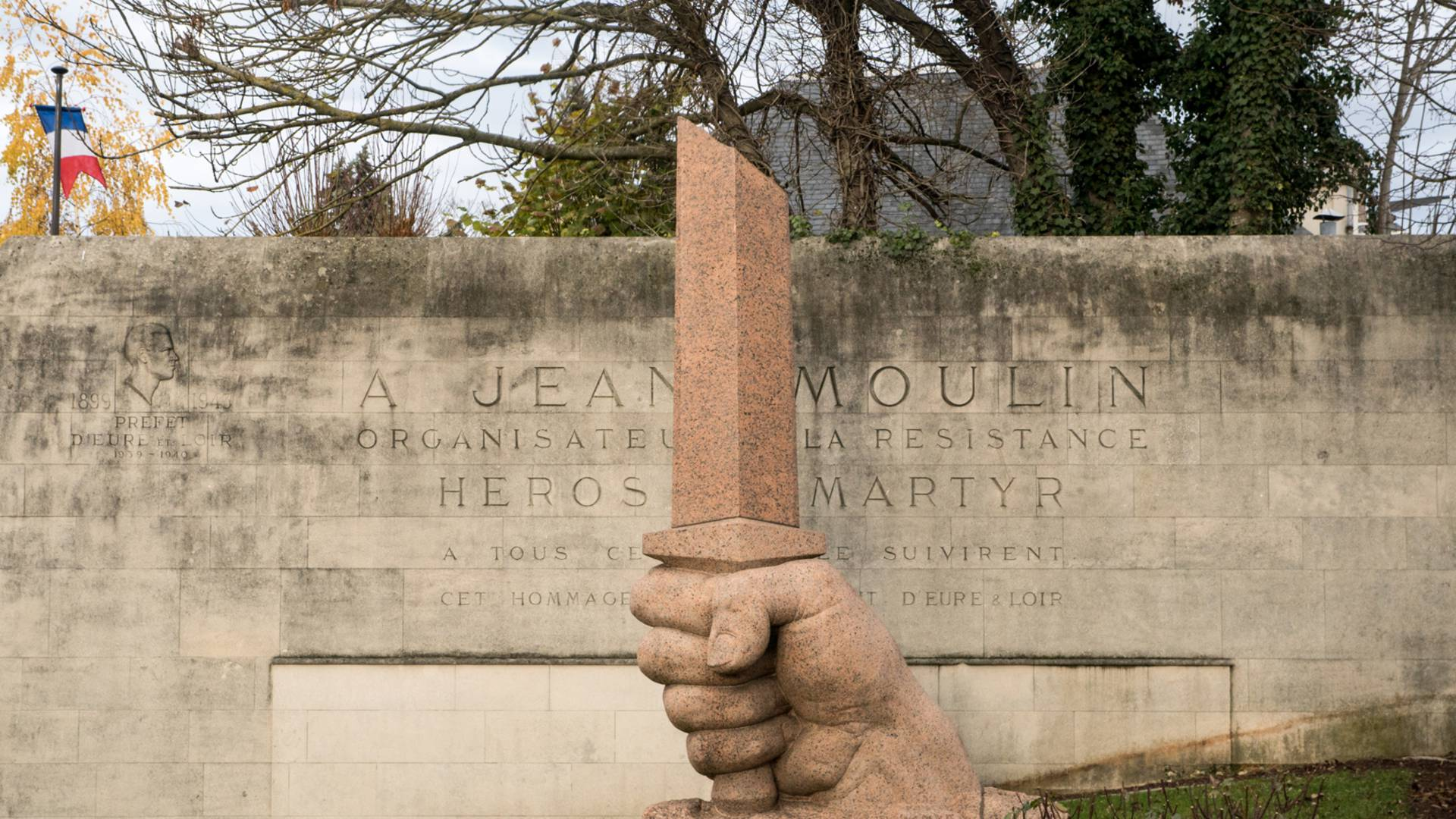 Sur le Chemin de Mémoire