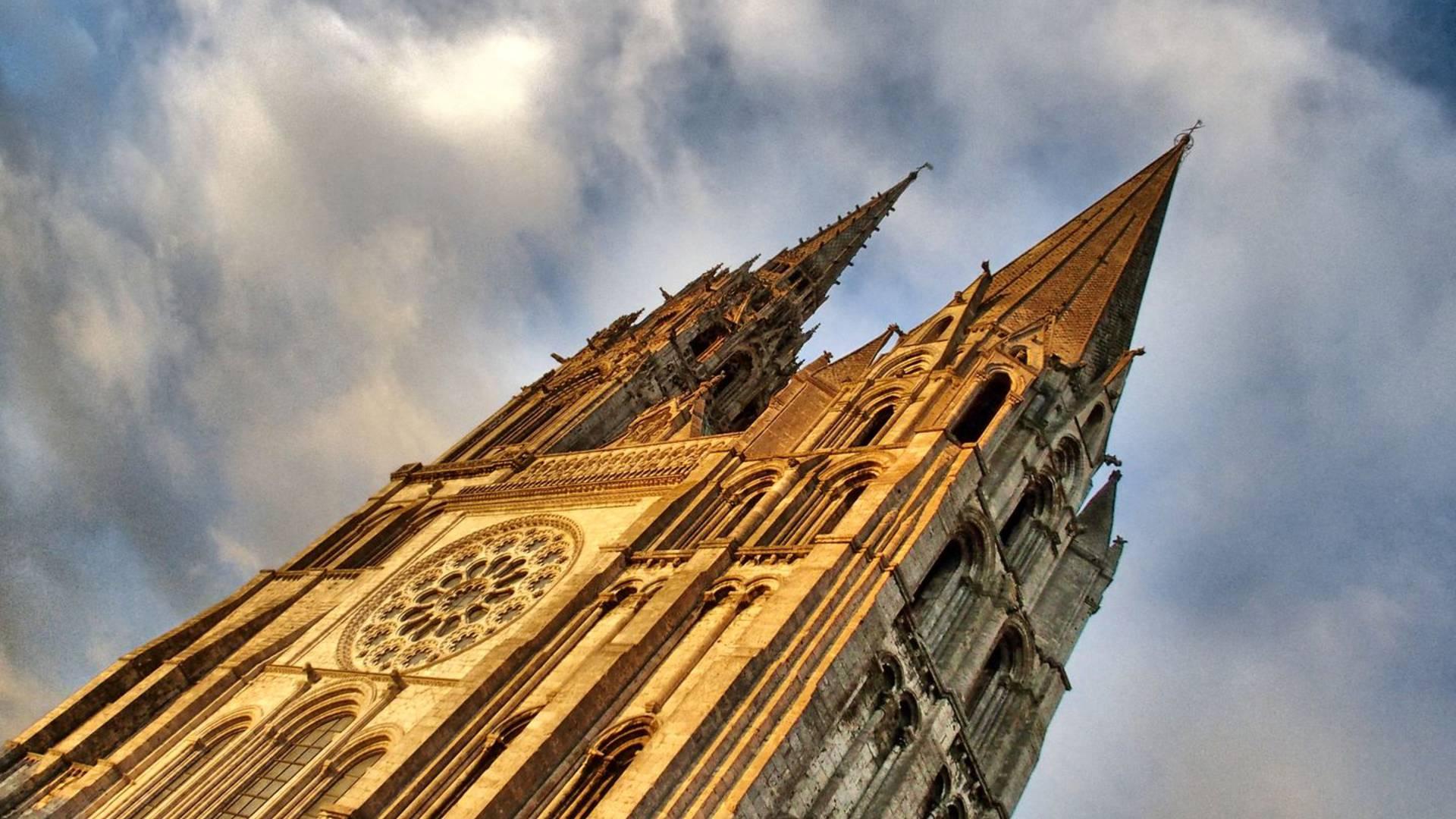 Portail royal de la cathédrale de Chartres