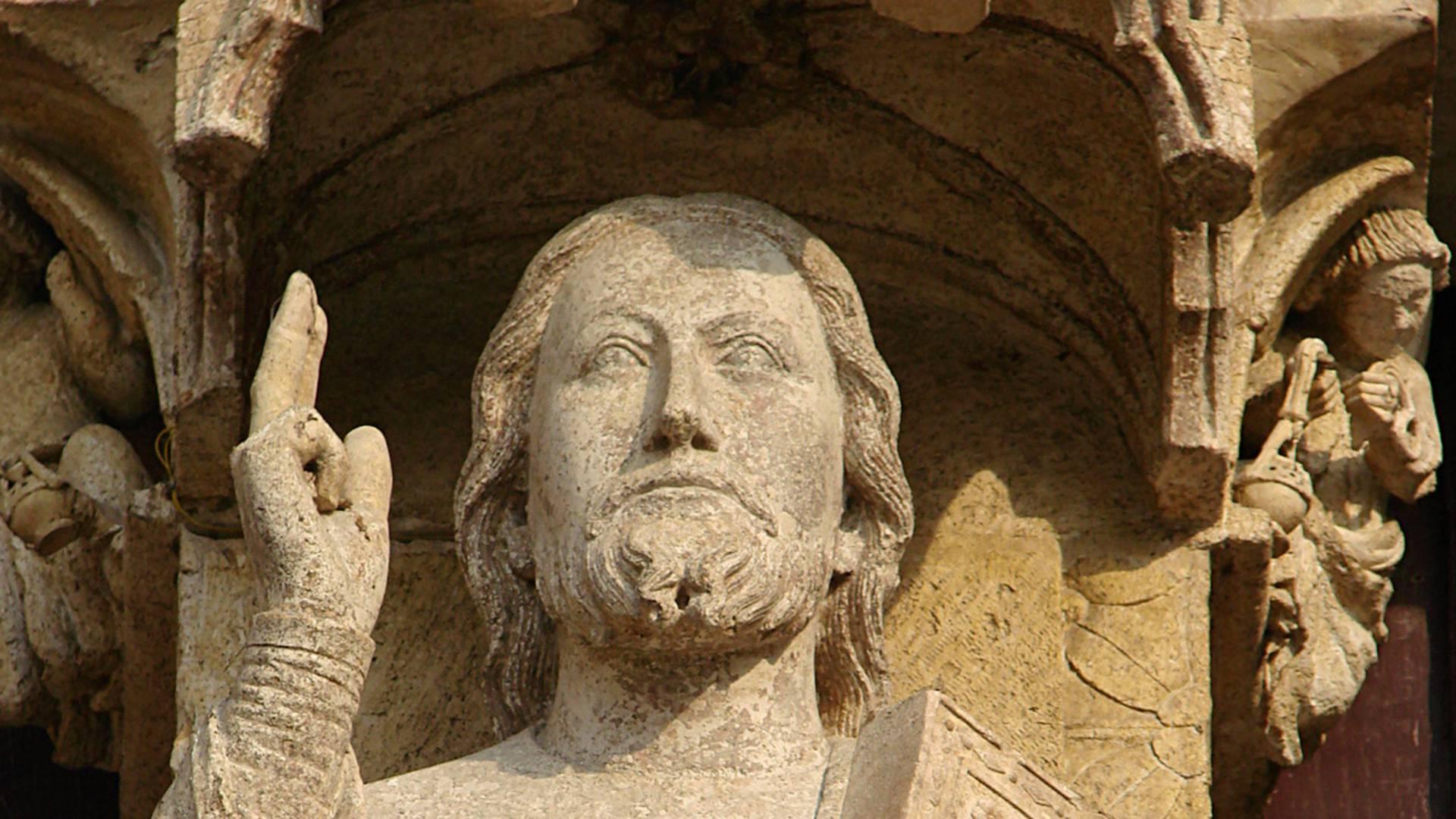Beau-Dieu de la cathédrale de Chartres