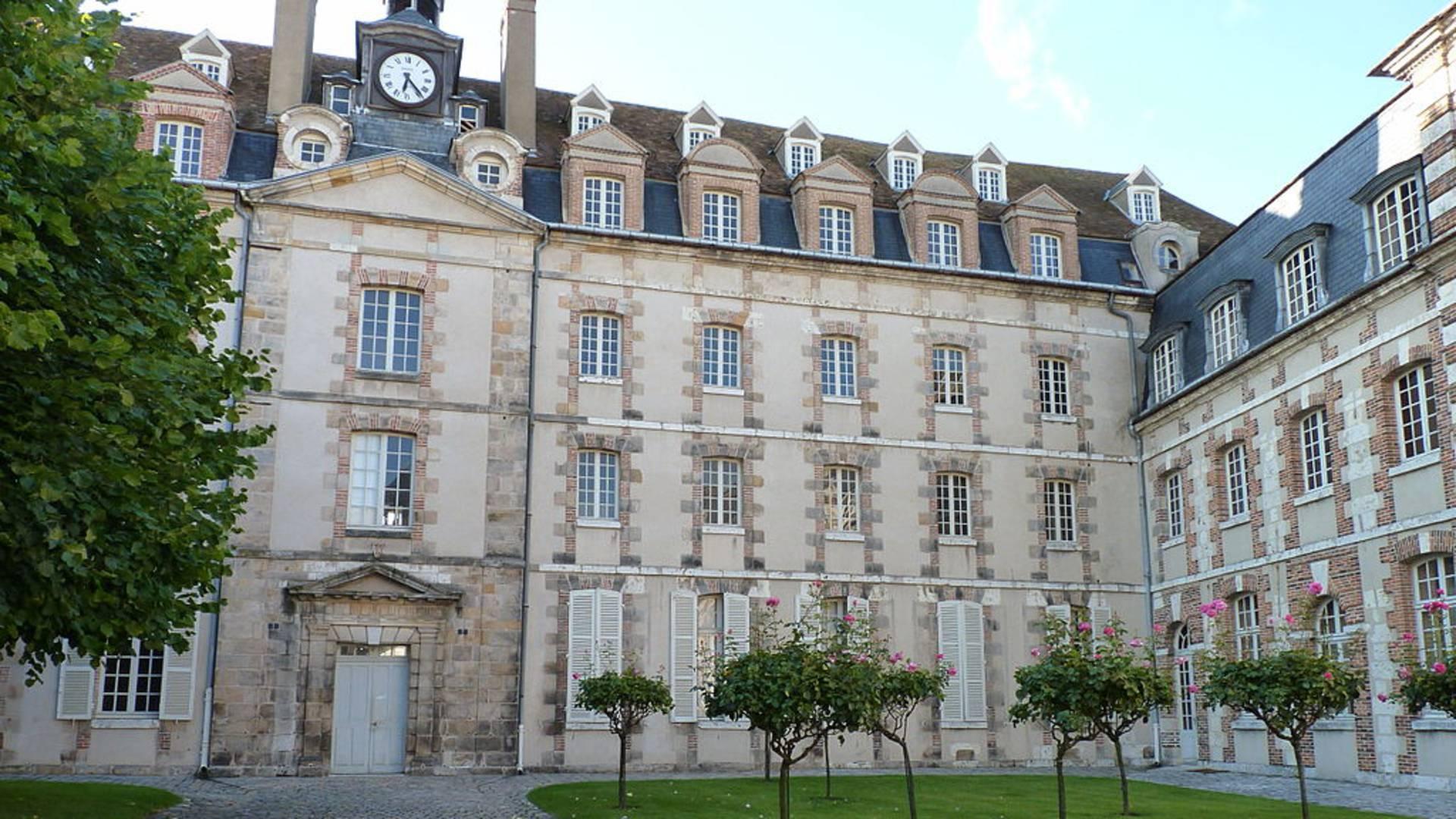 Ancien séminaire Saint-Charles