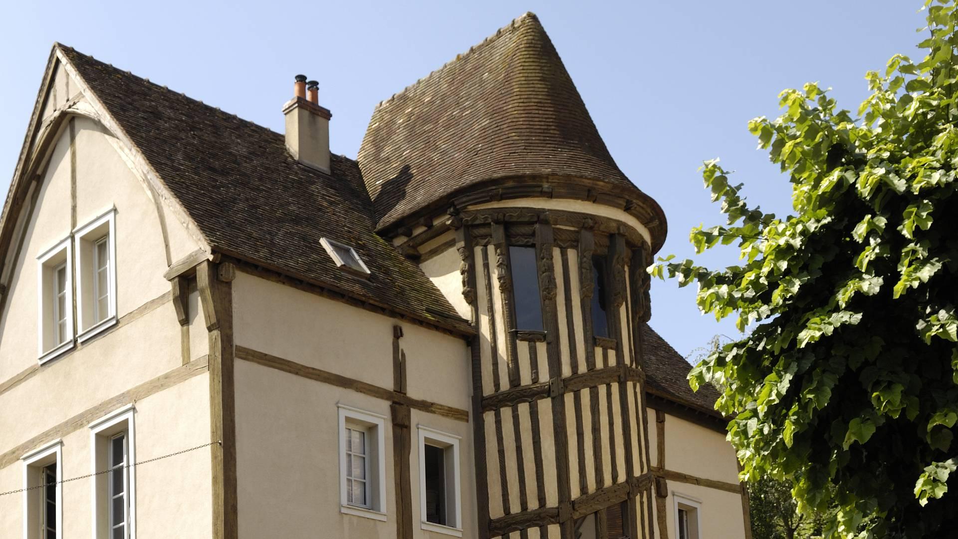 Escalier de la reine Berthe à Chartres