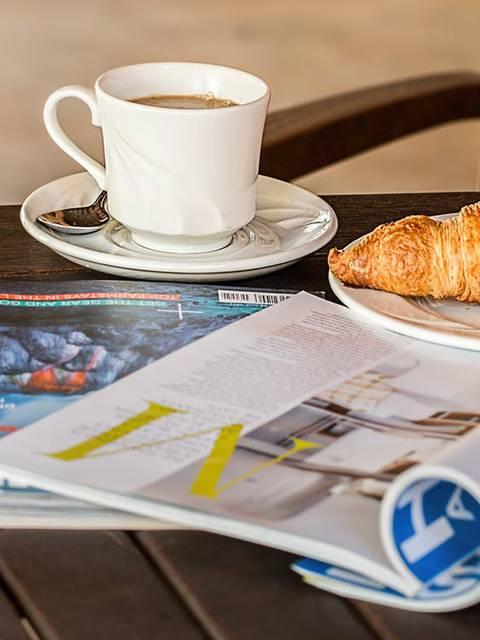 Magazines et autres revues