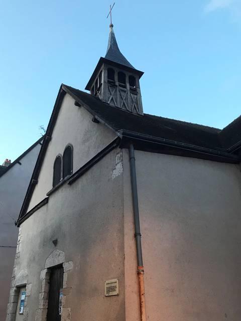 Chapelle Saint-Julien - © Aude Montaudon