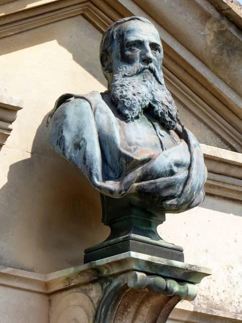 Buste de Nicolas Lorin - © Le Passant