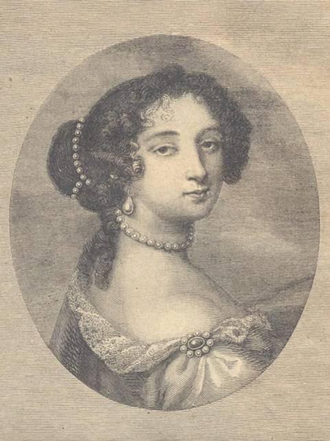 Madame de Maintenon - © Author: Nicolas II de Larmessin d'après Pierre Mignard - Domaine public