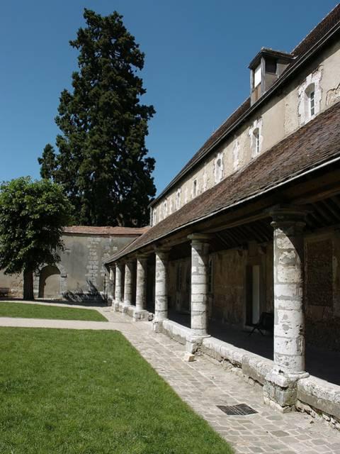 Cloître des cordeliers - © Ville de Chartres (Guillermo Osorio)