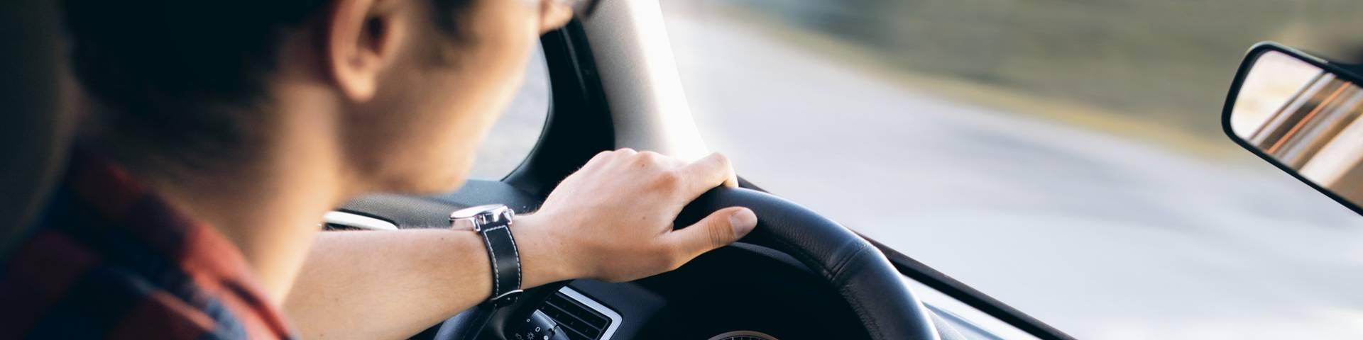 Conduite en voiture